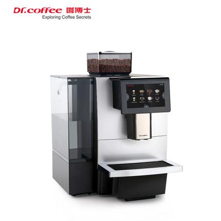 咖博士F11商务专用全自动现磨咖啡机一键式智能花式咖啡机