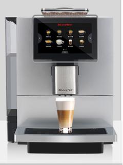 DrCoffee/咖博士 F10全自动咖啡机一键现磨奶咖办公商用咖啡机